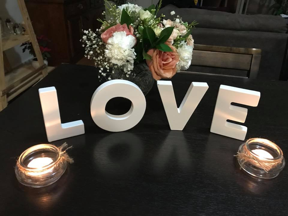 LOVE letters Image